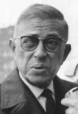 1980-4-15 Famous French writer Jean-Paul Sartre's death