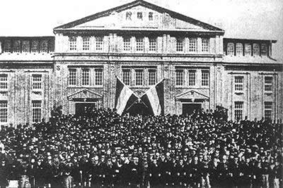 1913-4-8 Opening of the First Congress of the Republic of China