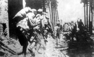 1938-4-7 The Taierzhuang Battle of victory in the end