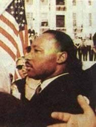 1968-4-4 African American leader Martin Luther King was assassinated