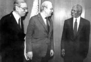 1938-4-8 United Nations Secretary-General Kofi Annan's Birthday