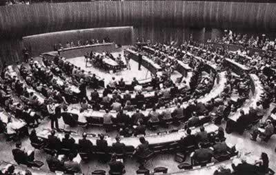 1997-4-14 Seventh United Nations rejected the anti-China human rights proposal