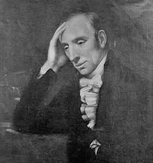 1770-4-7 Wordsworth, English poet, was born