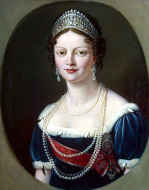 1728-4-21 Russia Nvsha Huang Catherine the Great was born