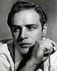 1924-4-3 U.S. actor Marlon Brando was born