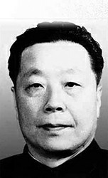 "1976-4-13 Minister of Education Zhou Rongxin by the ""Gang of Four"" framed persecution died in Beijing"