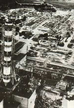 1986-4-26 Occurred in the Soviet Union following the Chernobyl nuclear accident