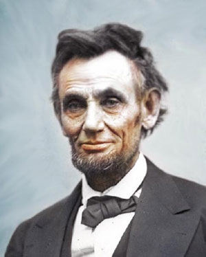 1865-4-15 Lincoln was assassinated in the death of