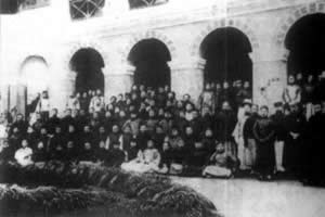 1902-4-27 China Education Association was established in Shanghai