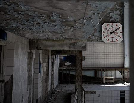 """纪念""""鬼城""""切尔诺贝利核电站爆炸25周年"""