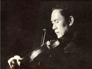 1912-5-7 The birth of the violinist, composer and music educator Sicong