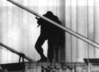 1980-5-5 The British scored Iranian Embassy rescued 19 hostages