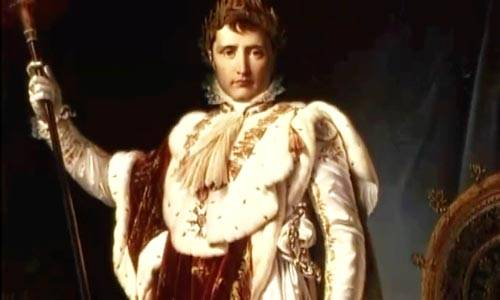 1821-5-5 First French Emperor Napoleon I's death