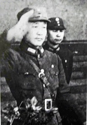 1981-5-7 The death of senior generals of the Kuomintang, Du Yuming