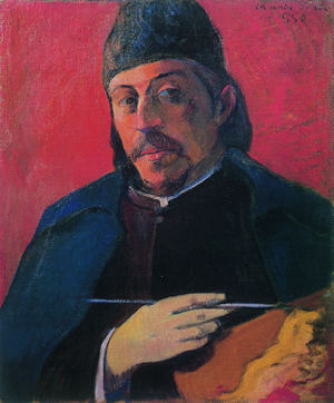 1903-5-1 French painter Paul Gauguin's death