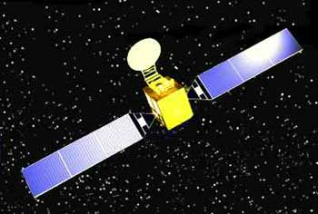 1997-5-12 Dongfanghong communication satellite launched