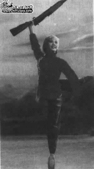 "1945-5-30 Yan'an premiere opera ""White-Haired Girl"""