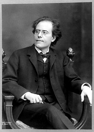 1911-5-18 The musician Gustav Mahler's death