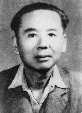 1895-5-18 Popular novelist Zhang Henshui's birthday