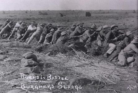 1902-5-31 The end of the Boer War
