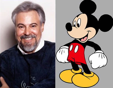 2009-5-18 The voice of Mickey Mouse, Wayne Elvin passed away due to diabetes