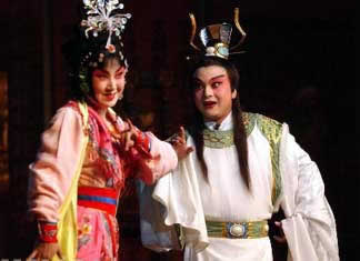 2001-5-18 Kunqu was awarded the title of the first batch of the Oral and Intangible Heritage of Humanity ""