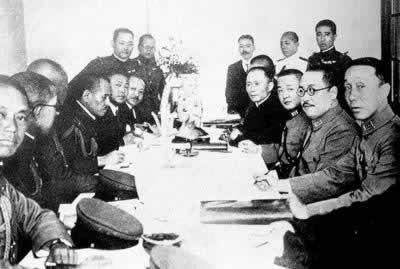 1933-5-30 Signed the Tanggu Agreement