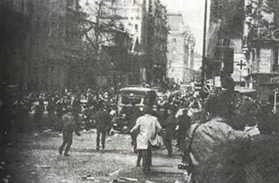 1968-5-30 France national protests against de Gaulle
