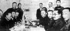 1933-5-31 The representative of China was forced to sign the Tanggu Agreement ""