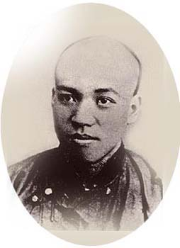 "1901-6-7 Yee Liang Qichao ""Constitutional Act published"