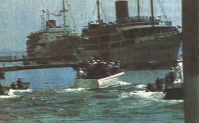 1975-6-5 Off eight years after the Suez Canal re-opening