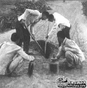 1941-6-3 Jizhong People's Army commenced tunnel warfare and mine warfare