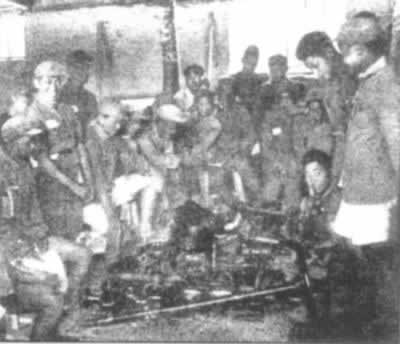 1932-6-5 Make deployment of the Central Committee of the Communist Party of the fourth anti-siege