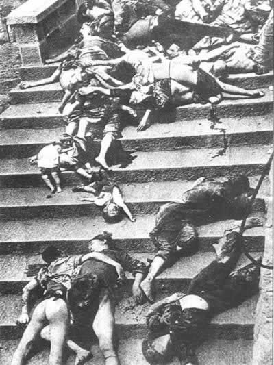 1941-6-5 The Chongqing air tunnel suffocation tragedy