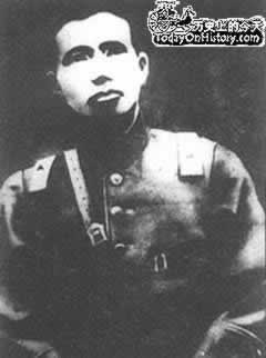 1933-6-7 Chang Kuo-tao Liansha Red Fourth Army senior leaders