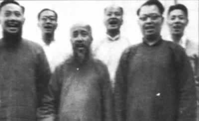 "1937-6-11 ""Seven Gentlemen"" accused of involvement in launching the Xi'an Incident"