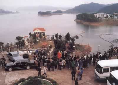 1994-6-12 Qiandao Lake robbery homicide the first trial end