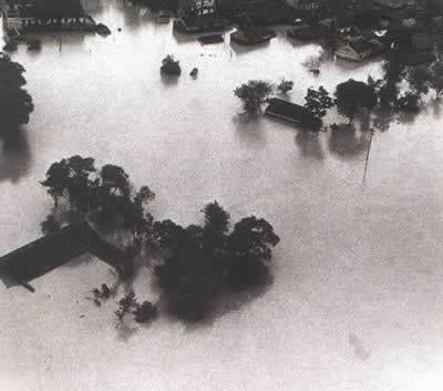 1991-6-15 China's Huaihe River basin, Anhui floods