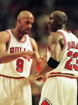 1998-6-15 6 of the Chicago Bulls won the NBA championship