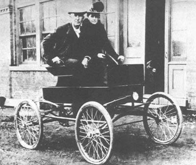 1903-6-16 Henry Ford founded the car company