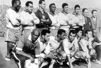 1962-6-17 Brazil won the seventh World Cup champion