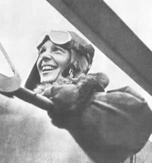 1928-6-18 The women first successful fly across the Atlantic