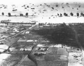 1945-6-21 The end of the battle of Okinawa