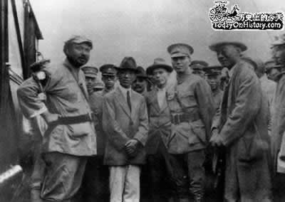 1927-6-22 Feng Yuxiang Ministry cleared Communists