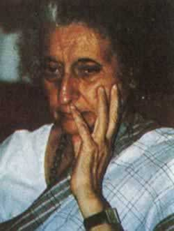 1975-6-26 Indian opposition allegations of Indira Gandhi in the election fraud