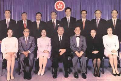 1997-7-1 The establishment of the Government of the Hong Kong Special Administrative Region of the People's Republic of China