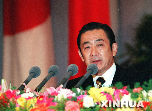 2006-7-1 Former Japanese Prime Minister Ryutaro Hashimoto died in Tokyo