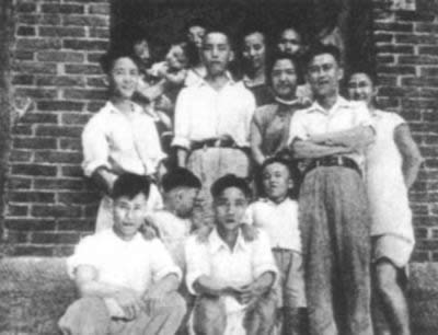 1942-7-3 KMT-CPC representatives continue to negotiate in Chongqing