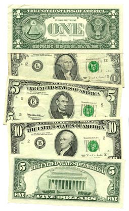 1785-7-6 The dollar was elected to the lawful currency of the United States