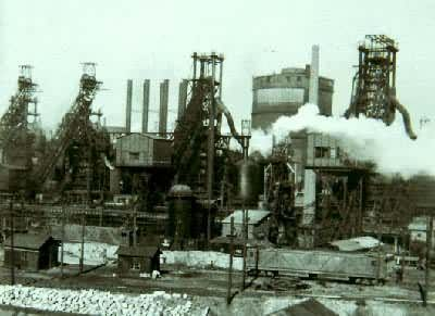 1949-7-9 Anshan Iron and Steel Company officially started